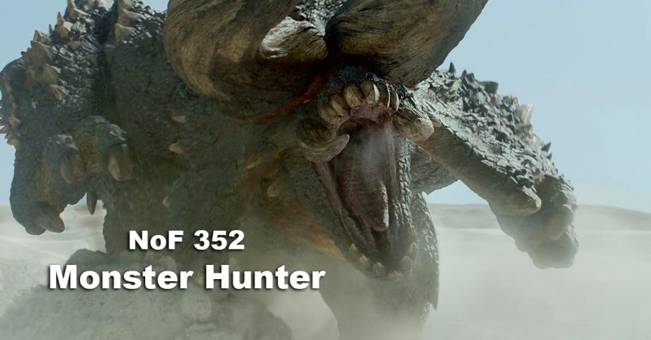 NoF Monster Hunter