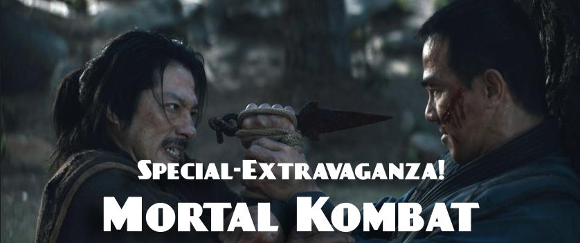 NoF Special Extravaganza Mortal Kombat